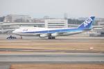 Runway747さんが、伊丹空港で撮影した全日空 747-481(D)の航空フォト(写真)
