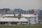 msrwさんが、福岡空港で撮影した日本エアコミューター DHC-8-402Q Dash 8の航空フォト(写真)