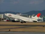 はみんぐばーどさんが、名古屋飛行場で撮影した日本航空 DC-10-40Iの航空フォト(写真)
