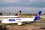 菊池 正人さんが、チューリッヒ空港で撮影したMNGエアラインズ A300B4-203(F)の航空フォト(写真)