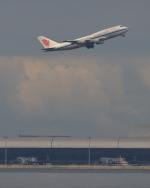 まさとしさんが、関西国際空港で撮影した中国国際航空 747-4J6Mの航空フォト(写真)