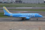 msrwさんが、福岡空港で撮影したフジドリームエアラインズ ERJ-170-100 (ERJ-170STD)の航空フォト(写真)