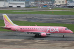msrwさんが、福岡空港で撮影したフジドリームエアラインズ ERJ-170-200 (ERJ-175STD)の航空フォト(写真)