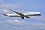 うとさんが、RJAAで撮影したチャイナエアライン A350-941XWBの航空フォト(写真)