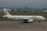 コギモニさんが、小松空港で撮影したキャセイドラゴン A320-232の航空フォト(写真)
