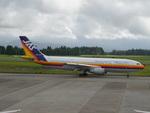 はみんぐばーどさんが、鹿児島空港で撮影した日本エアシステム A300B4-203の航空フォト(写真)