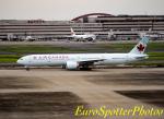 Euro Spotterさんが、羽田空港で撮影したエア・カナダ 777-333/ERの航空フォト(写真)