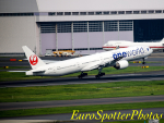 Euro Spotterさんが、羽田空港で撮影した日本航空 777-346の航空フォト(写真)