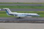 JA882Aさんが、羽田空港で撮影した海上保安庁 G-V Gulfstream Vの航空フォト(写真)