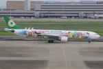 JA882Aさんが、羽田空港で撮影したエバー航空 A330-302Xの航空フォト(写真)