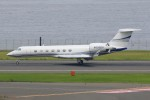 JA882Aさんが、羽田空港で撮影したガルフストリーム・インターナショナル・エアラインズ G500/G550 (G-V)の航空フォト(写真)