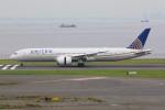 JA882Aさんが、羽田空港で撮影したユナイテッド航空 787-9の航空フォト(写真)