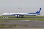 JA882Aさんが、羽田空港で撮影した全日空 777-381/ERの航空フォト(写真)