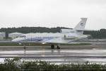Gulf650Erさんが、成田国際空港で撮影したガスプロムアビア Falcon 900EXの航空フォト(写真)