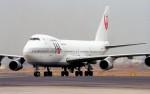 ハミングバードさんが、名古屋飛行場で撮影した日本航空 747-146B/SRの航空フォト(写真)