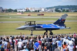 KOMAKIYAMAさんが、ル・ブールジェ空港で撮影したフランス空軍 Rafale Cの航空フォト(写真)