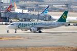 みなかもさんが、関西国際空港で撮影した春秋航空 A320-214の航空フォト(写真)