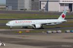 みなかもさんが、羽田空港で撮影したエア・カナダ 777-333/ERの航空フォト(写真)