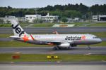 turenoアカクロさんが、成田国際空港で撮影したジェットスター・ジャパン A320-232の航空フォト(写真)