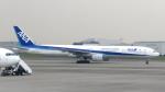 誘喜さんが、羽田空港で撮影した全日空 777-381の航空フォト(写真)