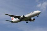 MOHICANさんが、福岡空港で撮影した日本航空 767-346の航空フォト(写真)