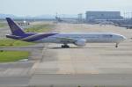 amagoさんが、関西国際空港で撮影したタイ国際航空 777-3D7/ERの航空フォト(写真)