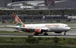 planetさんが、スワンナプーム国際空港で撮影したケニア航空 787-8 Dreamlinerの航空フォト(写真)