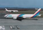 プルシアンブルーさんが、新千歳空港で撮影した日本エアシステム 777-289の航空フォト(写真)