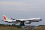 こだしさんが、成田国際空港で撮影した中国国際航空 A330-243の航空フォト(写真)