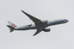 地主さんが、成田国際空港で撮影したチャイナエアライン A350-941XWBの航空フォト(写真)