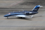 on-chanさんが、羽田空港で撮影したウェルズ・ファーゴ・バンク・ノースウェスト CL-600-2B16 Challenger 605の航空フォト(写真)