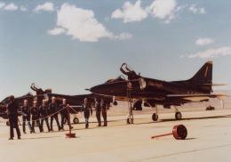 KOMAKIYAMAさんが、リノ・ステッド空港で撮影したアメリカ海軍の航空フォト(写真)