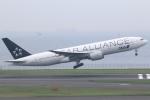 まえちんさんが、羽田空港で撮影した全日空 777-281の航空フォト(写真)