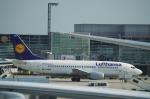 xiel0525さんが、フランクフルト国際空港で撮影したルフトハンザドイツ航空 737-330の航空フォト(写真)