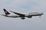 zettaishinさんが、成田国際空港で撮影したルフトハンザ・カーゴ 777-FBTの航空フォト(写真)