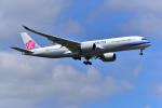 はるかのパパさんが、成田国際空港で撮影したチャイナエアライン A350-941XWBの航空フォト(写真)