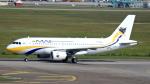 誘喜さんが、クアラルンプール国際空港で撮影したミャンマー国際航空 A319-111の航空フォト(写真)