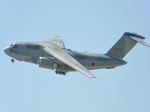 ナナオさんが、米子空港で撮影した航空自衛隊 C-2の航空フォト(写真)