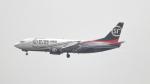 誘喜さんが、香港国際空港で撮影したSF エアラインズ 737-31B(SF)の航空フォト(写真)