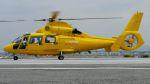 航空見聞録さんが、舞洲ヘリポートで撮影した阪急航空 AS365N3 Dauphin 2の航空フォト(写真)