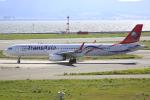 Koba UNITED®さんが、関西国際空港で撮影したトランスアジア航空 A321-231の航空フォト(写真)