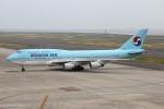 KAKOさんが、中部国際空港で撮影した大韓航空 747-4B5の航空フォト(写真)