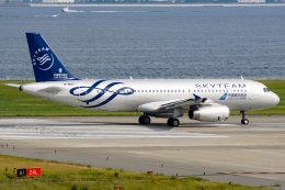 Ariesさんが、関西国際空港で撮影した中国南方航空 A320-232の航空フォト(写真)