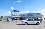 xiel0525さんが、横田基地で撮影したアメリカ空軍 E-3B Sentry (707-300)の航空フォト(写真)
