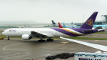 coolinsjpさんが、仁川国際空港で撮影したタイ国際航空 777-3D7の航空フォト(写真)