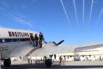 まんぼ しりうすさんが、岩国空港で撮影したスーパーコンステレーション飛行協会 DC-3Aの航空フォト(写真)