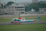 ja0hleさんが、名古屋飛行場で撮影した中日本航空 204B-2(FujiBell)の航空フォト(写真)