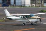 takaRJNSさんが、調布飛行場で撮影した川崎航空 TU206G Turbo Stationair 6 IIの航空フォト(写真)