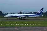 resocha747さんが、鹿児島空港で撮影した全日空 767-381/ERの航空フォト(写真)