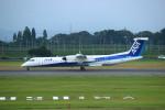 resocha747さんが、鹿児島空港で撮影したANAウイングス DHC-8-402Q Dash 8の航空フォト(写真)